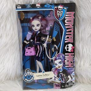 Monster High CATRINE DEMEW Scare Mester 2013
